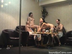 spy cam group sex