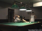 billiard hidden cam